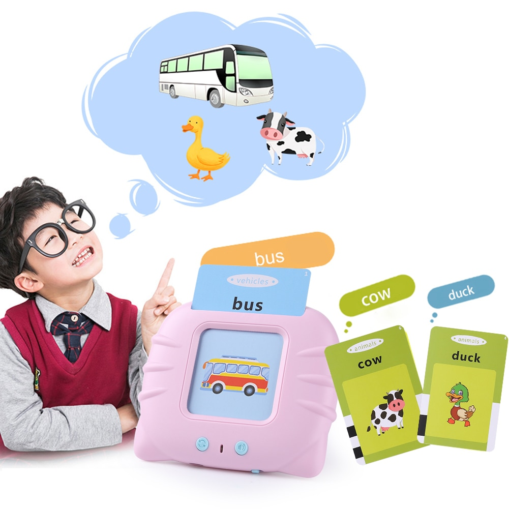 Детские электронные технические Обучающие игрушки, звуковые флэш-карты со звуковыми эффектами, детские подарочные принадлежности