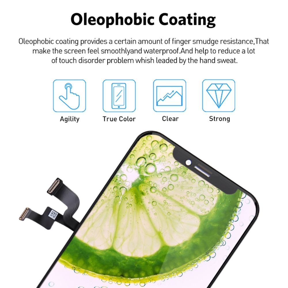 AAA +++ Incell LCD Display Screen For iPhone 11 Pro Max LCD Replacement Digitizer Assembly 100% No dead pixels Perfect Pantalla enlarge