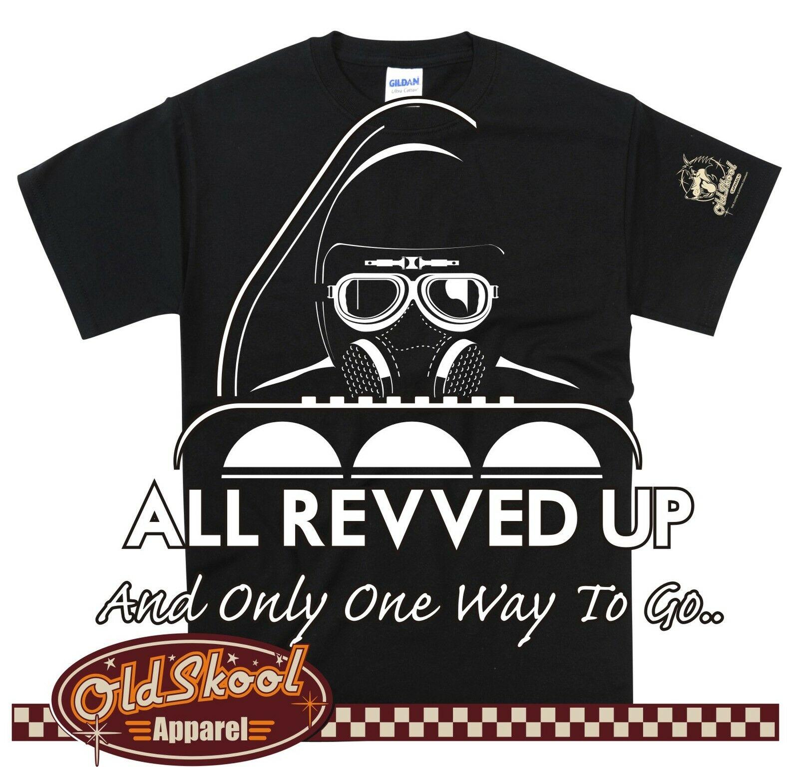 OldSkool de mujer T/clase camisa/Camiseta tipo mujeres de suave camiseta ser amable Drag Racer Hot Rod gasolina cabeza FunnyCar T camisa Dragster