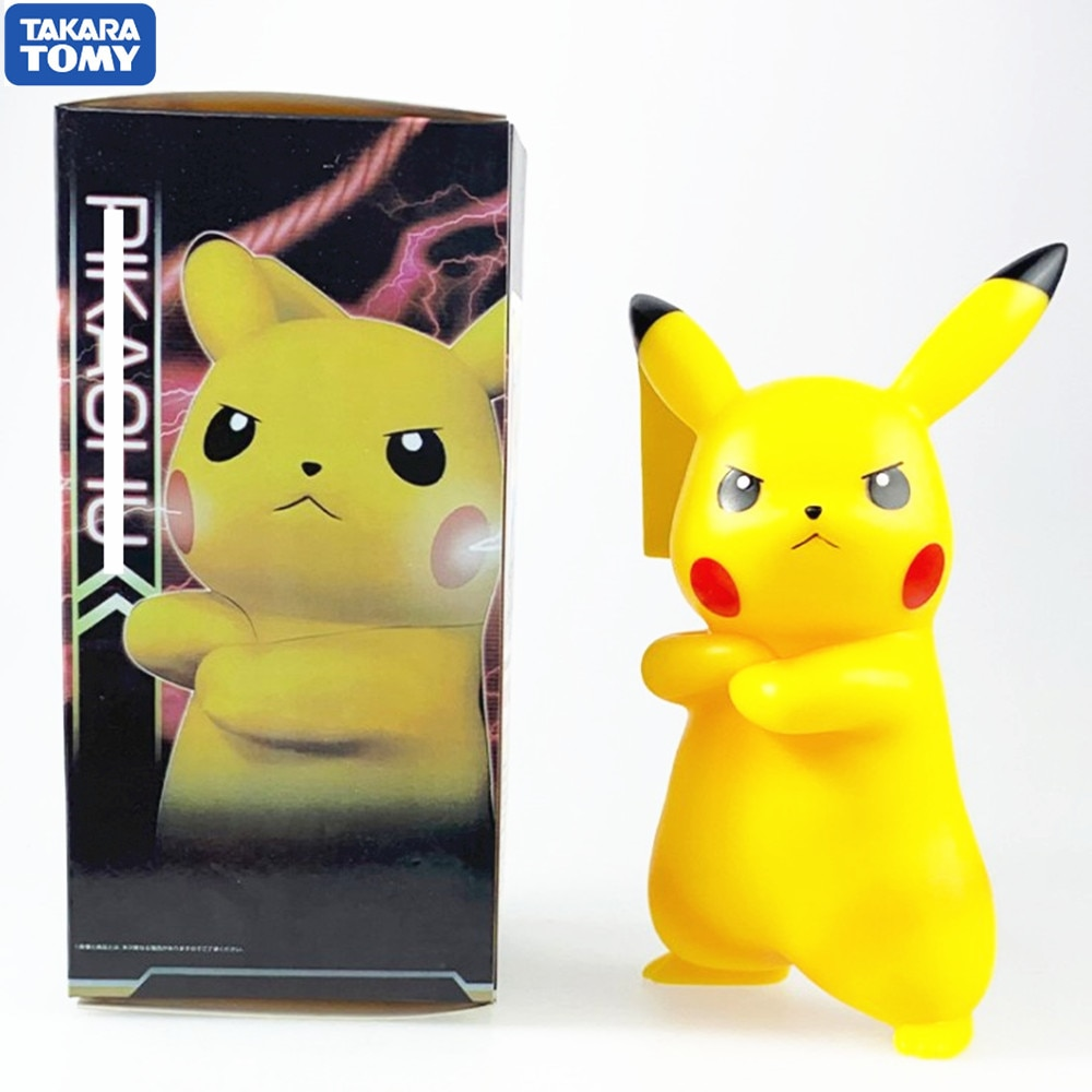 18cm deluxe edition clown action figure neca shf it pennywise figures it model collection return soul 1990 halloween gift 10y05 Pokemon Figures Model Collection 18cm Pokémon Pikachu Anime Figure Toys Dolls Child Birthday Gift