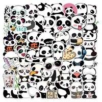 1050pcs animal panda stickers classic graffiti for suitcase cool laptop skateboard cartoon toy luggage cute animal panda decal