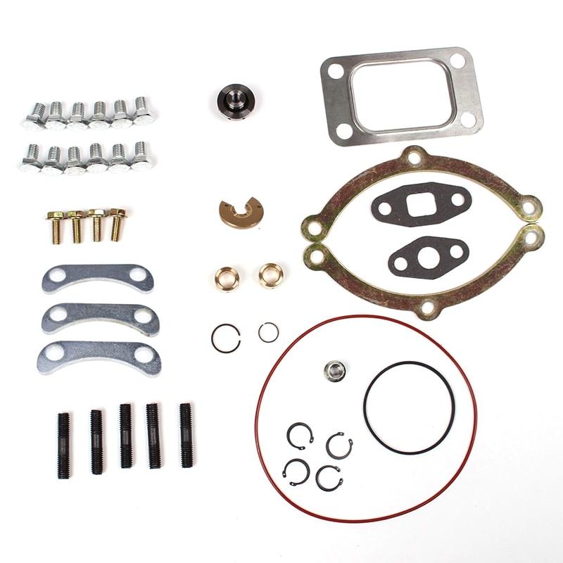 T3/t4 turbocompressor reconstruído reconstruir kit de reparo para t3 t4 t04b t04e turbo carregador