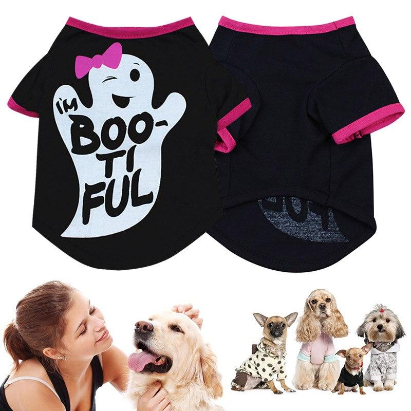 Atuendo para cachorro de Halloween, ropa de abrigo para perros, ropa para Chihuahua, chaqueta, mono, chaleco, abrigo de moda para perros pequeños, Sudadera con capucha, genial de invierno