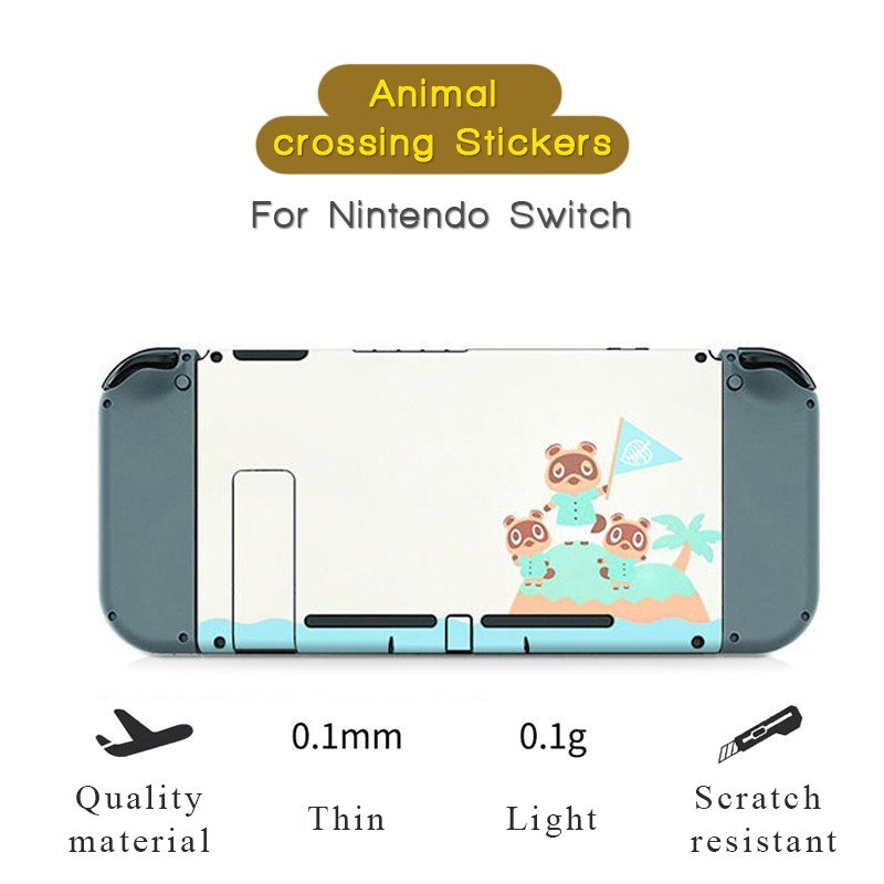 For Nintendo Switch Lite Cute Skin console accessories Pattern Sticker For Nintendo Switch Skin Stickers Protective Stickers