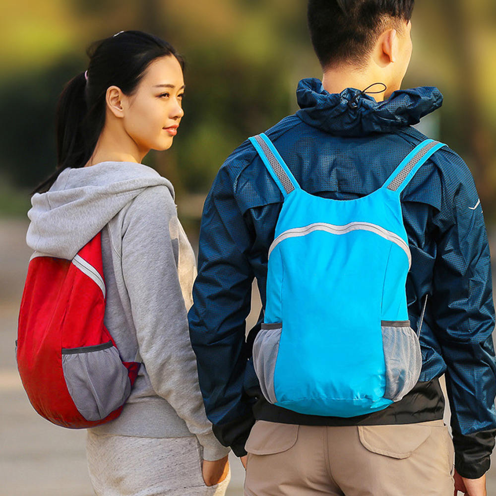 Travel Backpack For Men And Women Ultra Light Sports Bag Outdoor Portable Folding Backpack