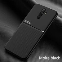shockproof shock anti fall phone case for xiaomi redmi note 9t 9 9a 9c 10x 4g 5g pro 9s max tpu shell car magnetic back cover