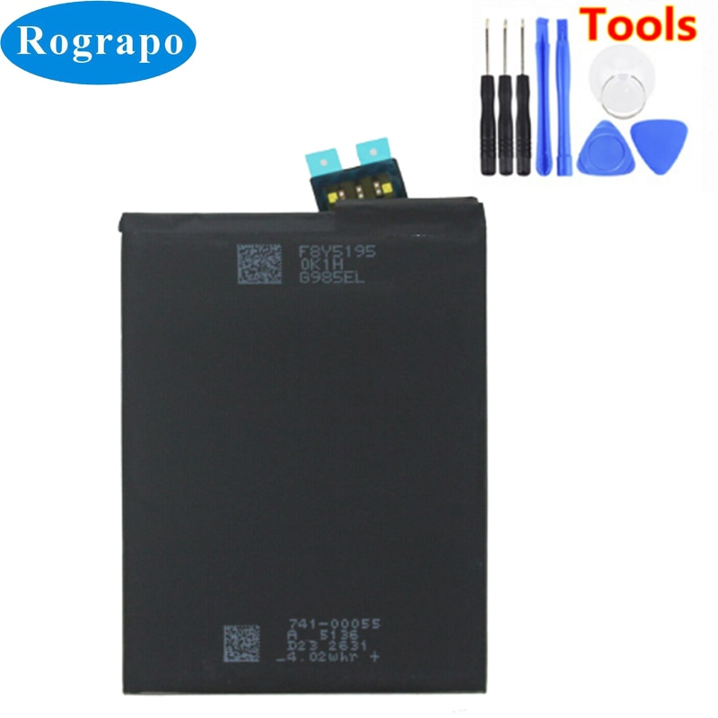 Novo 3.83v 1043mah a1641 a1574 bateria de substituição para ipod touch gen 6th geração itouch6 6g completa bateria + ferramentas