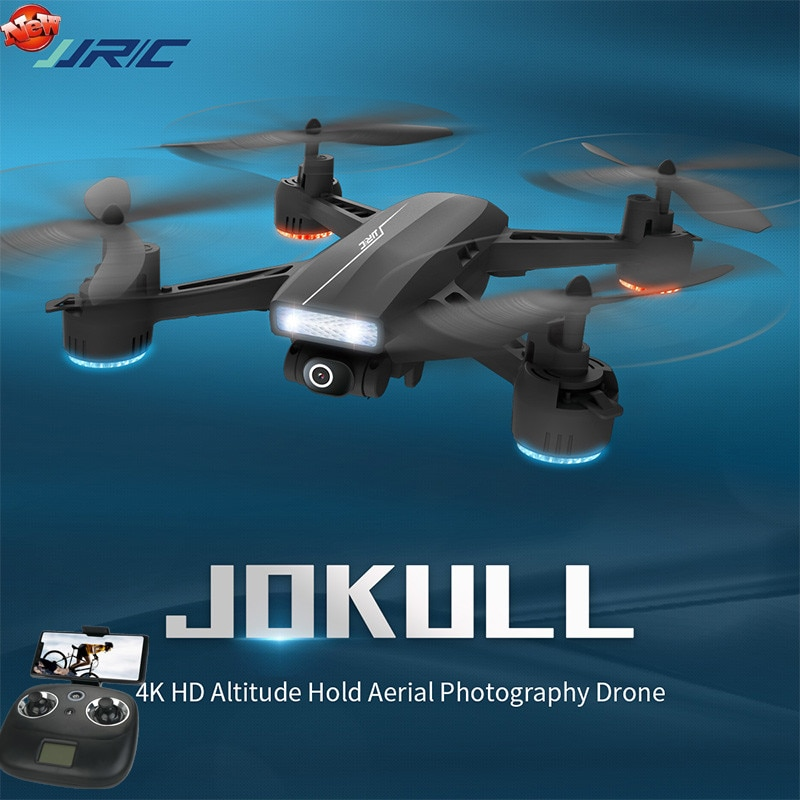 4K HD large caméra Altitude tenir la photographie aérienne WIFI FPV RC Drone quadrirotor 2.4G geste tir course hélicoptère modèle jouet