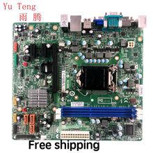 Suitable For Lenovo H61 IH61M rev 4.2 Desktop motherboard M4350 M4360 Mainboard 100% tested fully work