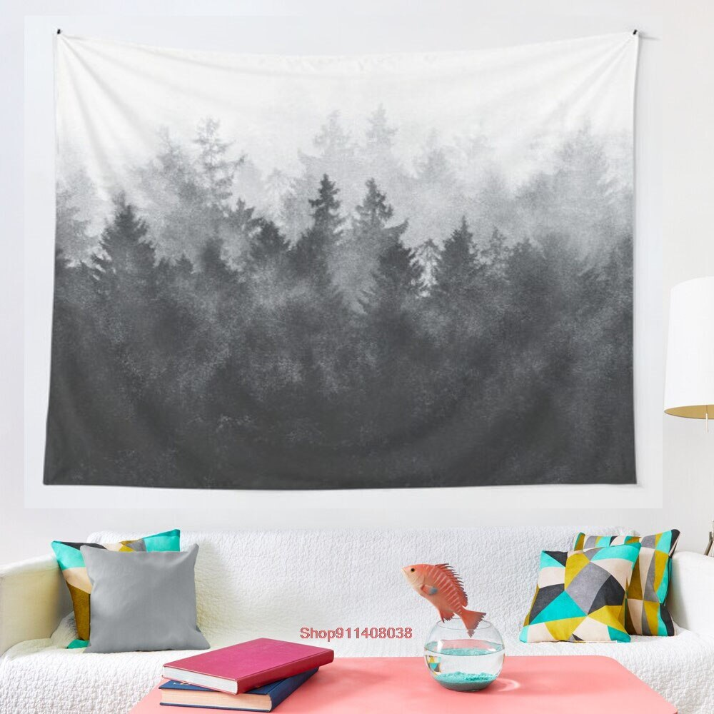 The Heart Of My Heart Midwinter Edit tapestry Wall Hanging Decor Coverlet Bedding Sheet Throw Bedspread Living Room Tapestries