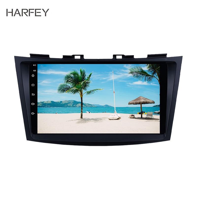 Harfey-Android8.1 Autoradio 9