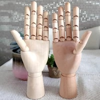 drawing sketch mannequin model home decor human artist models wooden mannequin 1 pcs 12 10 7 inches tall wooden hand