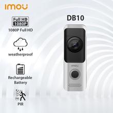 Dahua Imou WIFI-Free Video Doorbell Weatherproof 1080P PIR Detection Night Vision Battery Wide Viewi