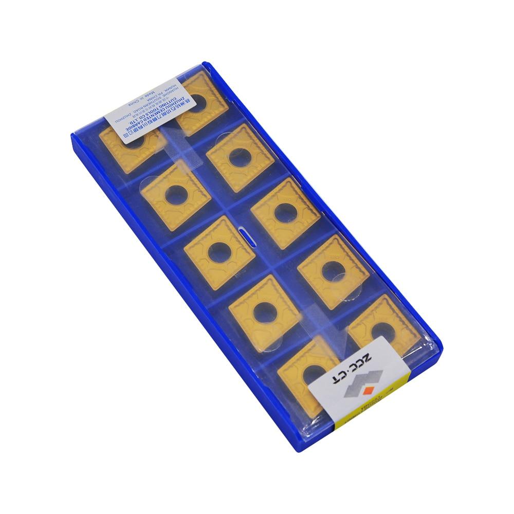 10 قطعة CNMG190608-PM YBC251 CNMG642-PM YBC251 CNC كربيد إدراج أدوات