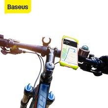 Baseus велосипед держатель телефона для смартфонов сотовый мобильный телефон держатель для крепления руля горного велосипеда кронштейн GPS Стенд велосипедный держатель для телефона