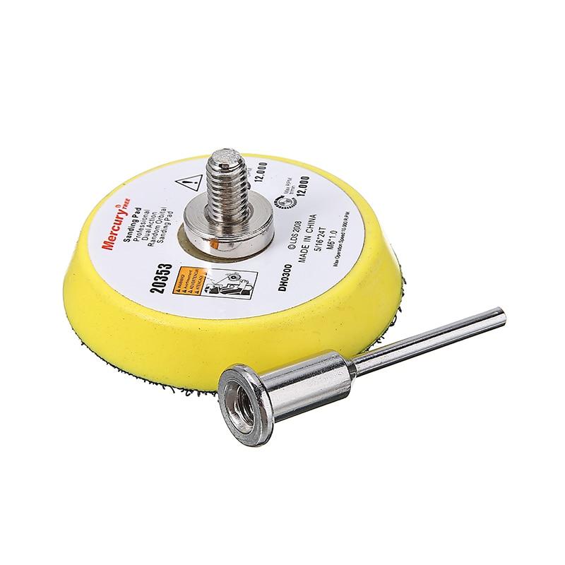 60pcs Set 1 4 50mm Sandpaper Disc 100 240 600 800 1000 2000 Grits 50mm Abrasives Hook Loop Backer With 45x3mm Shank Abrasive Tools Aliexpress