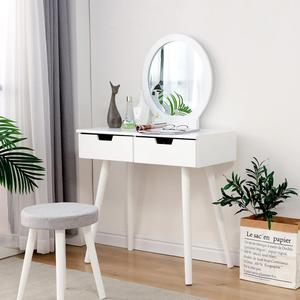 New Dressing Table Bedroom Small Apartment Dressing Table Storage Cabinet Modern Minimalist Dressing Cabinet Dressing Table HWC