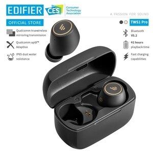 TWS-наушники EDIFIER TWS1 Pro с поддержкой Bluetooth 5,0 и быстрой зарядки
