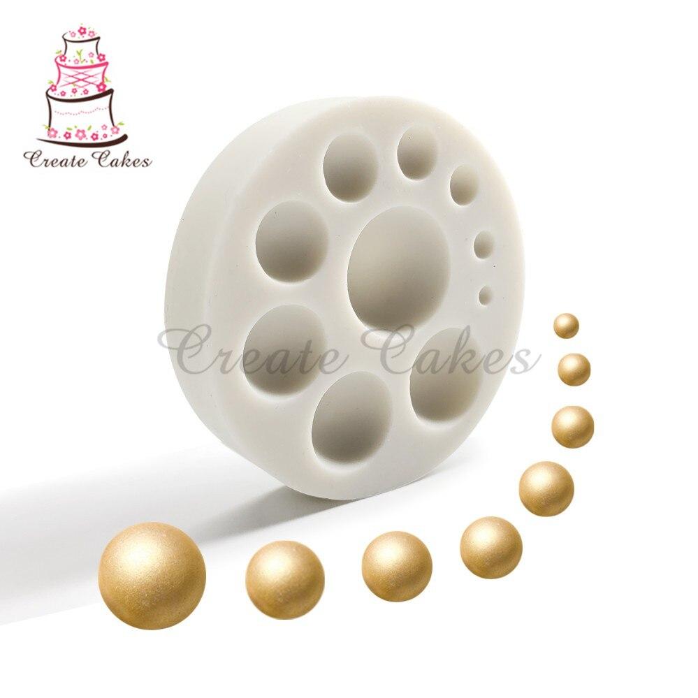 Corazón creativo molde de silicona para hornear silicona molde para el jabón galletas Fondant herramientas para pasteles decoración de pasteles