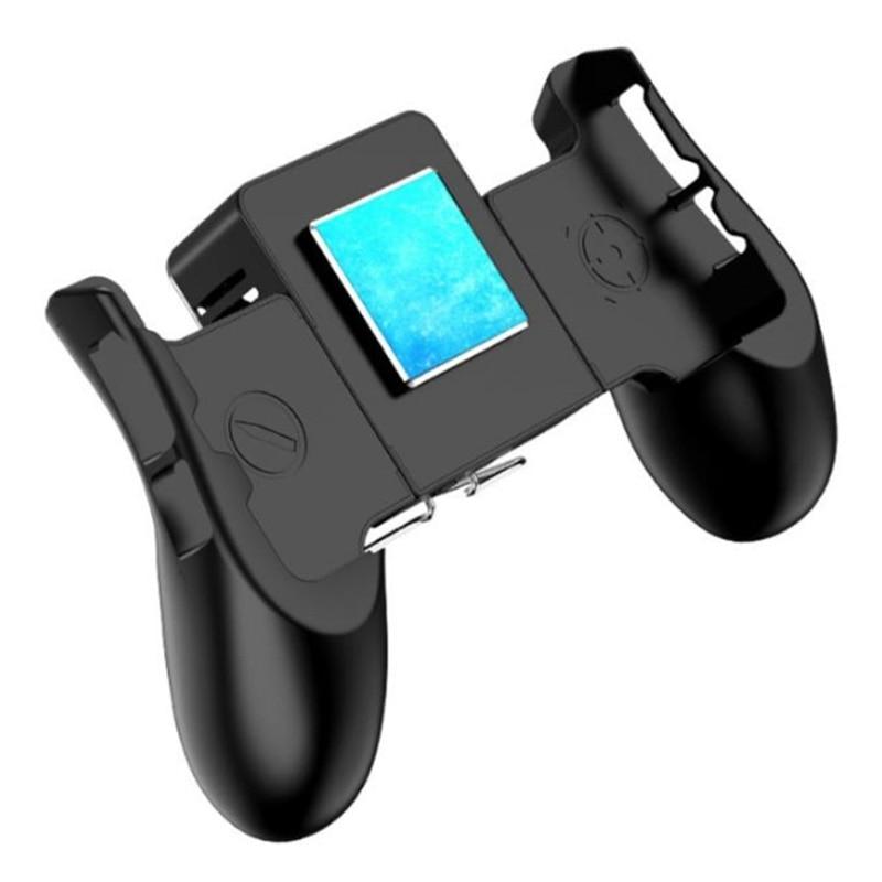 Suporte do punho do controlador do jogo do manipulador de refrigeração do quente-semicondutor para o refrigerador de refrigeração do gamepad do telefone móvel de pubg