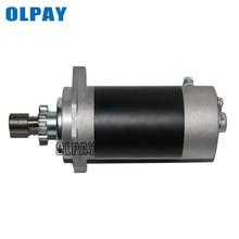 689-81800 starter motor for Yamaha 25HP 30HP boat engine 689-81800-13,689-81800-12 61T 61N 695 69S 61N-81800