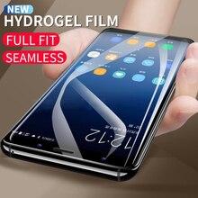 10D Hydrogel Film pour Samsung A50 A70 A60 A30 A40 A20 A10 A90 A80 A20e A10e Film protecteur pour Samsung Note 10 Plus A8 2018