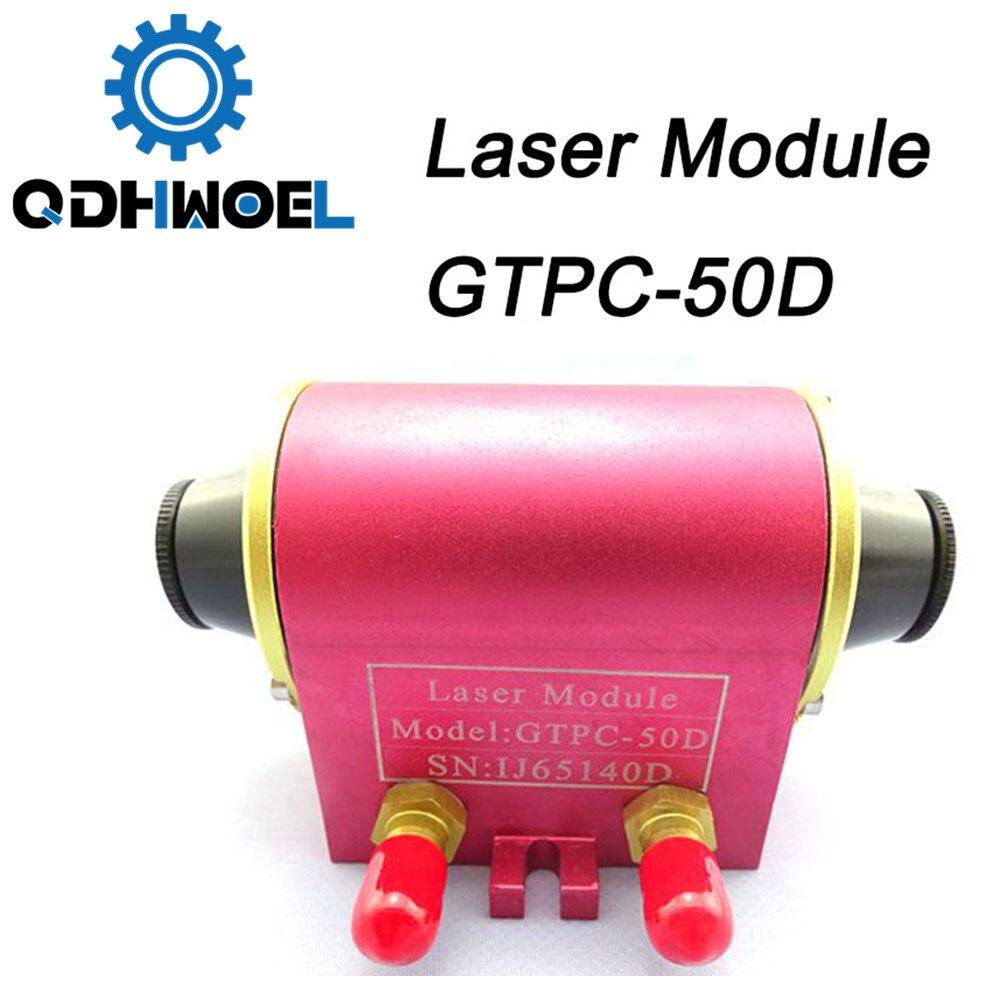 GTPC-50D Yag Laser Diode-gepompte Module 50W Voor Laser-markering Machine