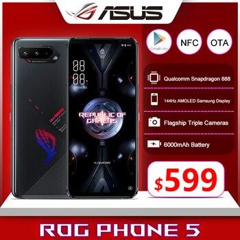 Global Rom Asus ROG Phone 5 5G Gaming Phone 6.78