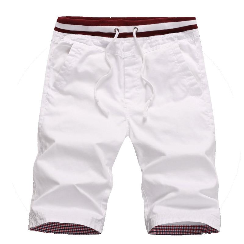 Новые поступления 2020, хлопковые мужские шорты, мужские пляжные облегающие Бермуды, мужские джоггеры S-4XL CYG192