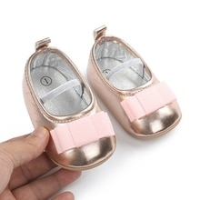 2021 Brand New Toddler Baby Girls Shoes Shoes Soft Sole Crib Shoes Spring Autumn First walkers 0-18M