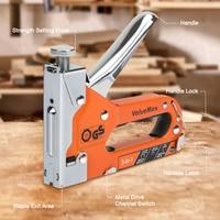 ValueMax 3 в 1 степлер пистолет с нержавеющей стали 3000 шт скобы