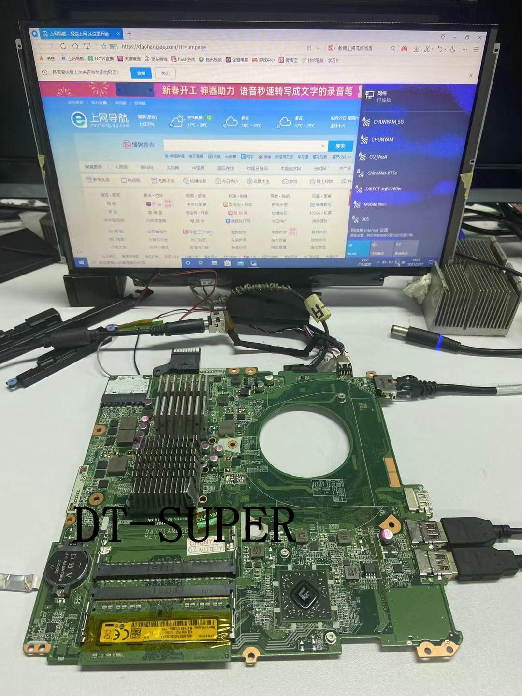 شحن سريع DAY23AMB6F0 / DAY23AMB6C0 / DAY21AMB6D0 كمبيوتر محمول لوحة رئيسية لأجهزة HP 15-P وحدة المعالجة المركزية A10-7300 وحدة معالجة الرسومات راديون R6 2GB