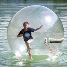 Boule gonflable de danse de leau de PVC de boule de marche de leau de 1.8m-3m avec limportation/fermeture éclair normale pour des jouets de divertissement de leau de piscine