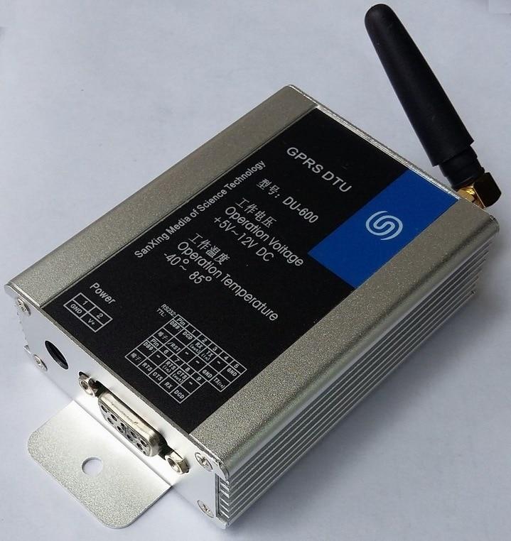 Industrial GPRS DTU 232 Serial Port Supports Transparent Transmission Short Message HTTP MQTT Module
