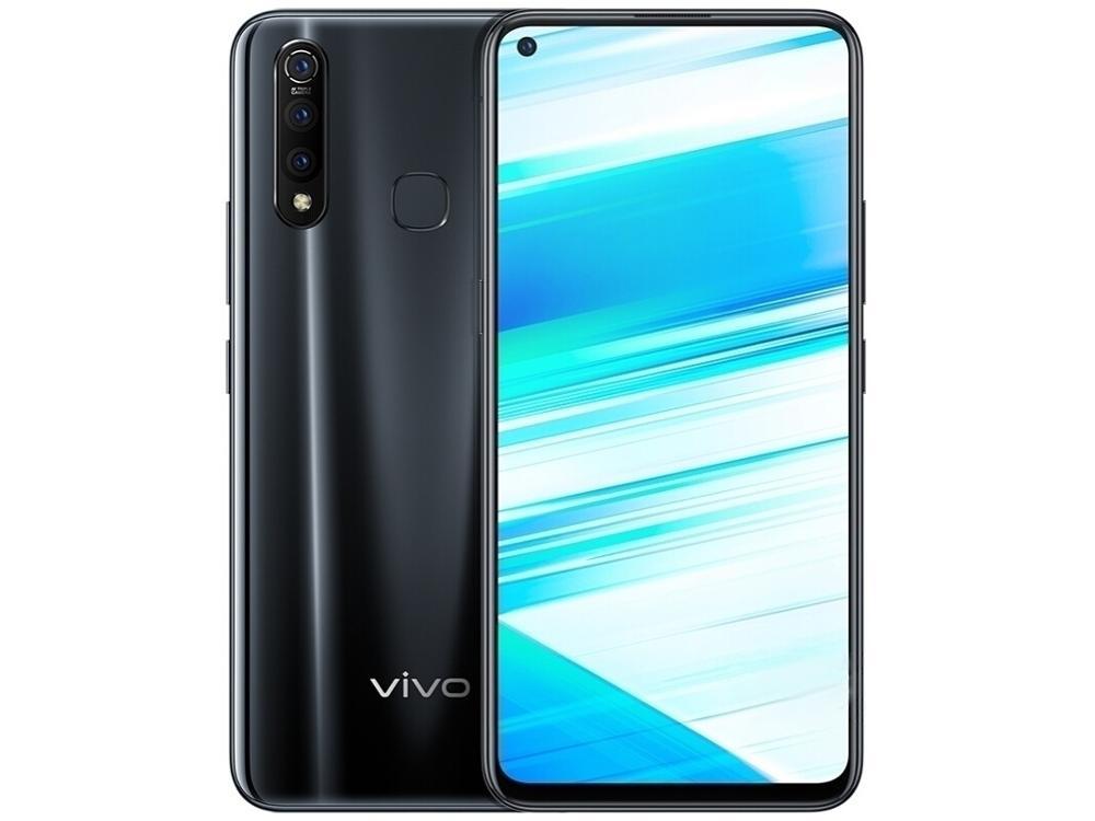 Перейти на Алиэкспресс и купить Оригинальный Новый vivo Z5x сотовый мобильный телефон 6,53 дюймЭкран 8G 128G Snapdragon710 Octa Core Android 5000 мАч большая Батарея телефон