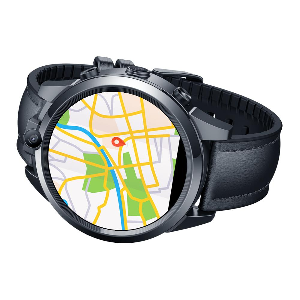 2020 NEW Smart Watch Thor 5 Pro 4G Bluetooth With GPS Dual Camera 3GB RAM + 32GB ROM High-capacity Battery Video Men Bracelet