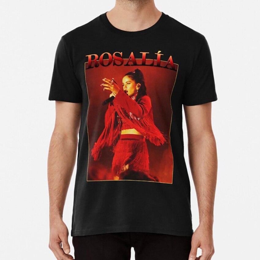 Camiseta de ROSALíA, rosalia Bad singer, español, español, flamenco trap tra tratra