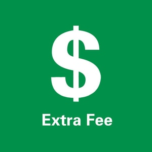 Additional Pay on Your Order or Custom Price We Agreed With Each Other