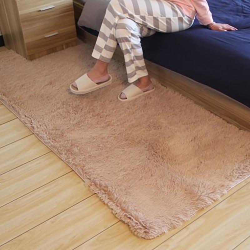 Alfombra-Alfombra De salón Grande para adultos, tapete De decoración De carpa, área Grande, dormitorio, cama para niña, sentado