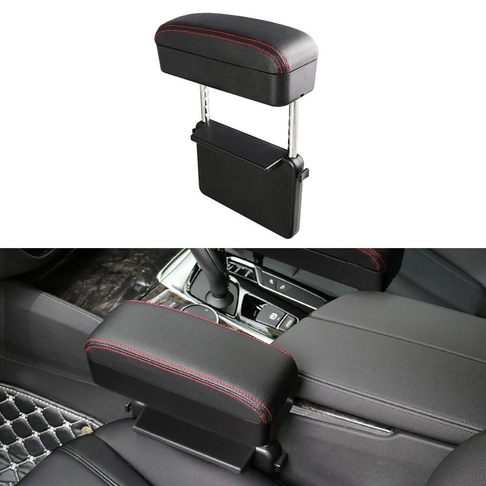 Universal Car Armrest Box Adjustable Car Center Console Arm Rest Elbow Support Outdoor Personal Car Parts Decoration