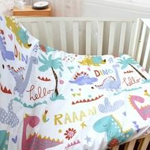 Housse en couronne pour lit de bébé   Drap housse pour bébé, dessin animé, drap housse de protection pour nouveau-né, berceau
