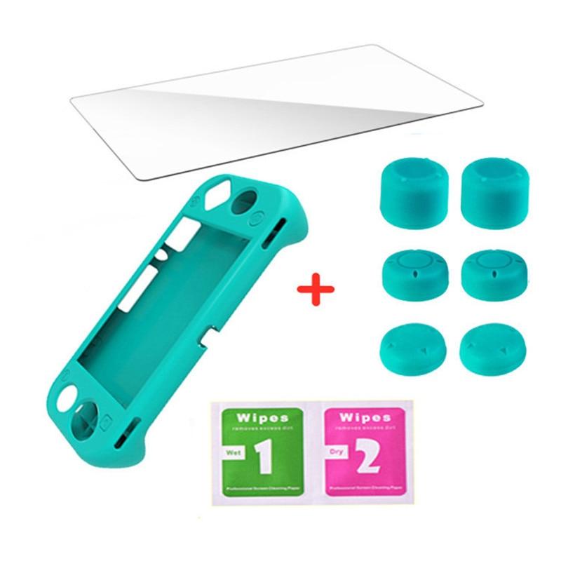 Funda de silicona blanda para Nintendo Switch Lite, accesorios para Nintendo Switch...