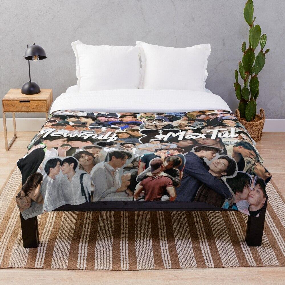 Одеяло mewперф vs MaxTul Fleeceon для кровати/кроватки/кушетки для взрослых девочек и мальчиков подарок для детей