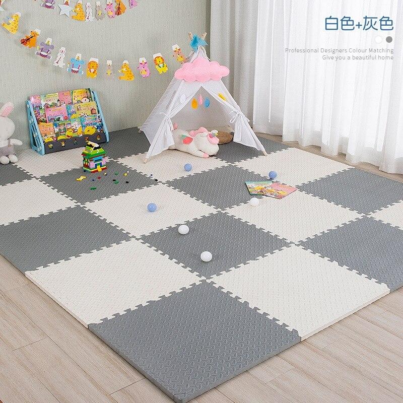 Детские коврики-пазлы из вспененного этиленвинилацетата, коврики для тренировок в тренажерном зале, коврик для детей, коврики для альпиниз...