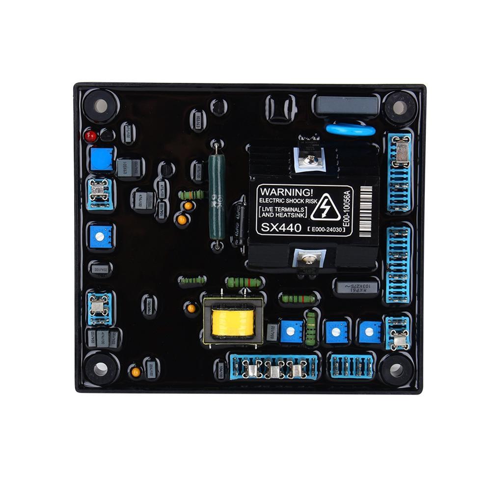 Regulador automático de voltaje VBESTLIFE AVR SX440 para generador de alta calidad
