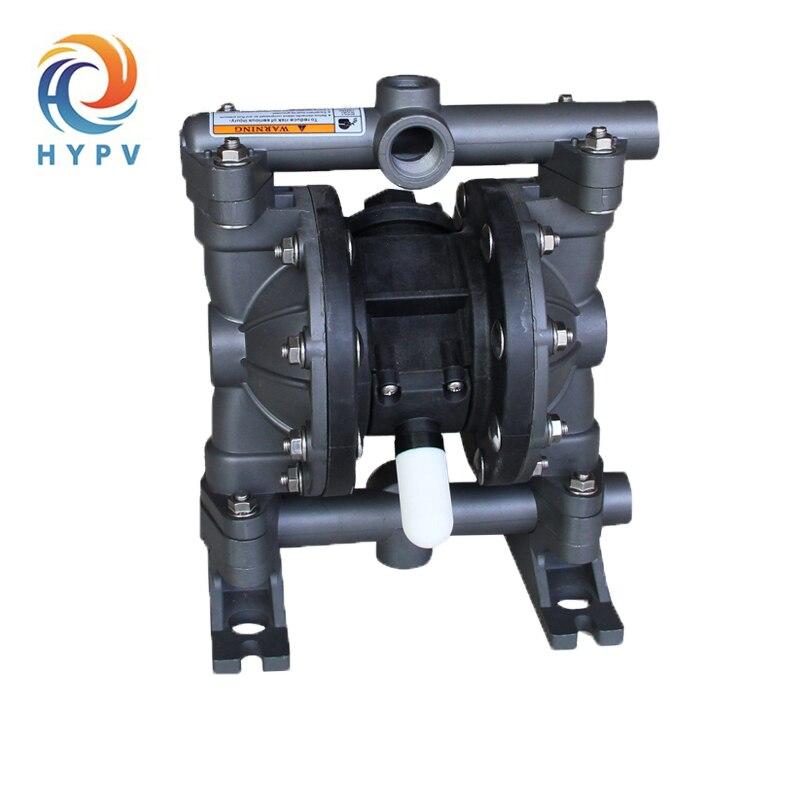 HY1/2''AODD مزدوجة مضخة ذات رق هوائي