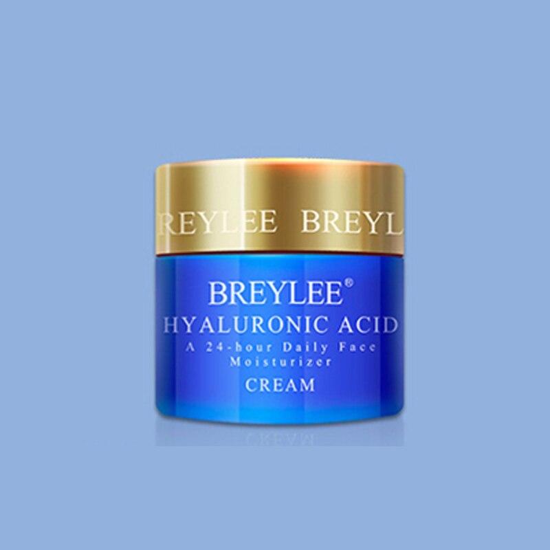 Crema facial de ácido hialurónico Anti envejecimiento antiarrugas eliminar Círculos oscuros ácido hialurónico crema facial