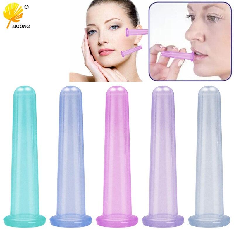 Vasos de silicona antiedad para el cuidado de la salud masaje Útil Accesorios de belleza maquillaje