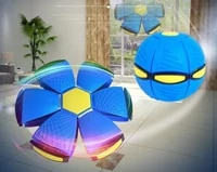 ufo fly ball outdoor toy deformed ball flying saucer ball plastic balls for ball pit beach games childrens sports ball