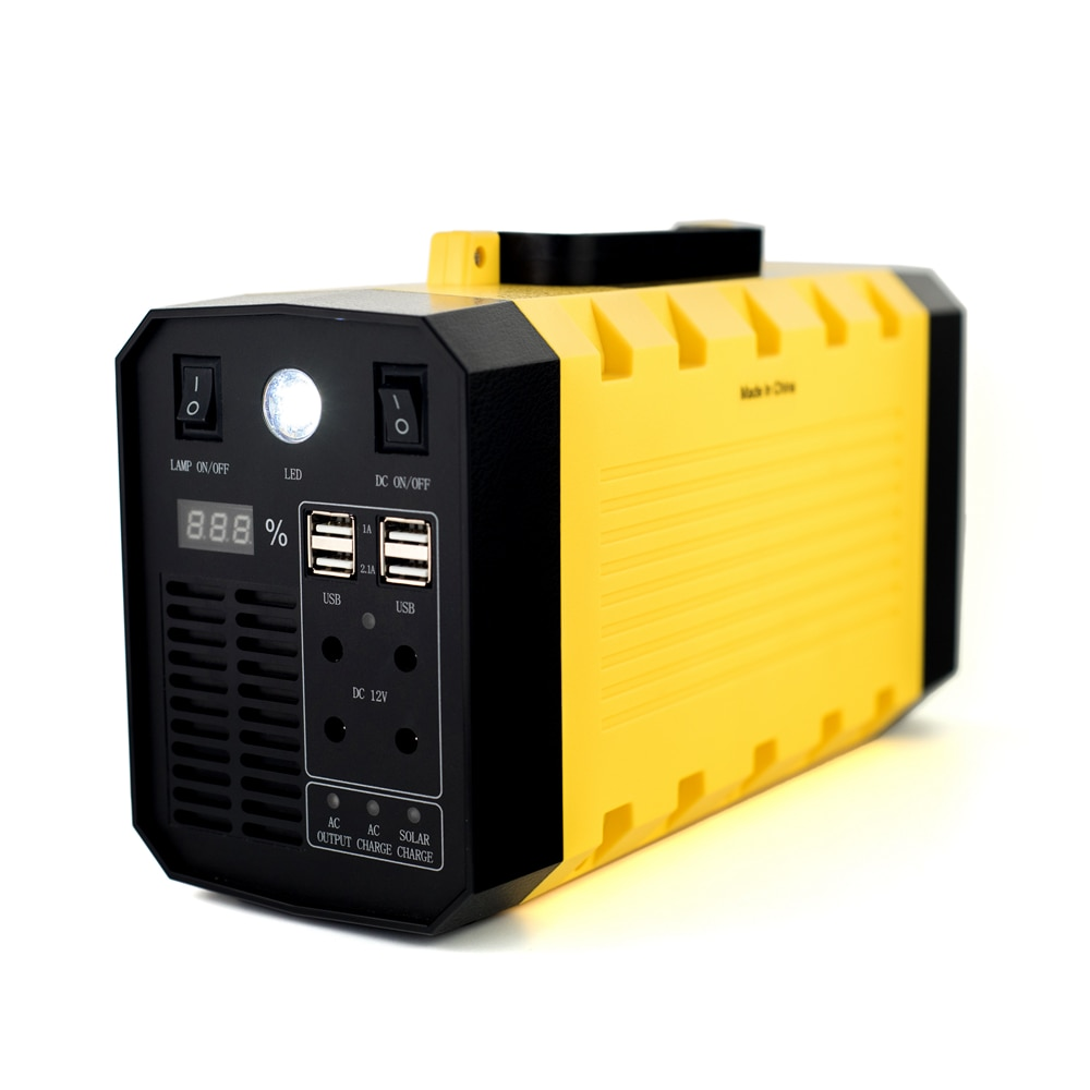 Solar Energy Storage Battery 12V 30AH Car Portable Car Jump Starter